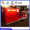 Máquina de laminação de placa marca refúgio, três rolos máquina de laminação de placa mecânica W11-25X4000