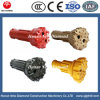 5 pulgadas - alto Air Pressure Rock Drilling Carbide DTH Button Bit para Mining