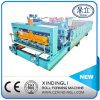 Rolo de ladrilhos vidrados Hidráulico Multi-Model máquinas formadoras