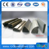 6000 serie di Windows e profilo ricoprente della lega di alluminio della polvere dei portelli