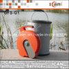 Gfs-G1-12V Portable Outdoor Car Washer с 15L Folding Bucket