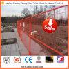 Rete fissa calda della rete metallica della pittura del PVC di stile del Canada di vendita