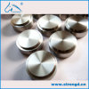 Подвергать механической обработке CNC прототипа высокой точности продукта чайника сплава металла законченный