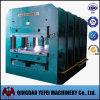 Da maxila de borracha do dobro da máquina do fornecedor de China máquina Vulcanizing da imprensa