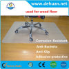 Tapis de chaise Premium avec lèvre, PVC - 36 X 48 - Hard Floor Protection Wood, Tile, Parquet Protector, Rectangular