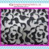 Projeto da tela de matéria têxtil do bordado do cetim do engranzamento (7E00207)