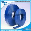 Meio de Alta Pressão de PVC Mangueira Layflat Direito