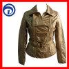 PU 숙녀의 재킷 형식 겨울 재킷 Qzydt Lp 10
