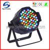 Haute énergie Rgbaw DEL 54 3W PAR Light