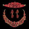 卸し売り方法宝石類の一定の衣裳のインドの結婚式の宝石類セット