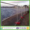 Cerca provisória revestida removível do PVC da alta qualidade