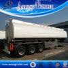 50000 do depósito de gasolina litros de reboque do caminhão com o tanque de armazenamento do combustível
