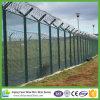 Parte superior com o painel da cerca do painel 358 da cerca do engranzamento de fio do arame farpado da lâmina/da cerca alta segurança das grades