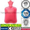 BS TUV Botella de agua caliente de caucho