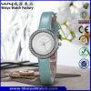 숙녀 (WY-090A)를 위한 주문 로고 석영 시계 우연한 손목 시계