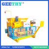 具体的なセメントの移動式煉瓦作成機械のQmy6-25製造業者