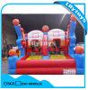 Campo da pallacanestro gonfiabile gigante dei giochi divertenti di sport