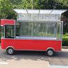 Тележки еды Китая электрические передвижные для льда Cream/BBQ/Snack
