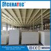 Cartone di fibra di ceramica refrattario del materiale da costruzione