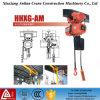 Tipo de Hhbb grua elétrica do monotrilho da grua Chain de 0.5 toneladas