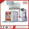 Cabina di spruzzo solubile della cascata della stanza della vernice della lavata automobilistica professionale dell'acqua dalla fabbrica di Guangli