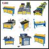 Conduit d'air de chauffage-climatisation de la fabrication de la machine pour tuyau rectangulaire de faire produire