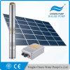 pompe à eau submersible solaire solaire de système de pompe 1HP avec le contrôleur solaire de moteur de pompe