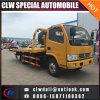 5 Tonne 8 Tonnen-Rettungs-LKW, spezieller LKW, Auto-Schleppen-LKW, Straßewrecker-LKW