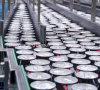 Изготовление упаковки алюминиевой жестяной коробки заполняя