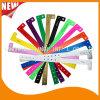 Wristband di plastica dei braccialetti di identificazione di abitudine di intrattenimento del Wristband (E8070-85)