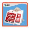 Tony Lama arrancar desde 1911 Blanco y Rojo hermoso Hantag