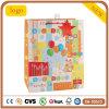Geburtstag-Ballon-Kerze PUNKT Supermarkt macht Geschenk-Papiertüten in Handarbeit