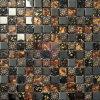 스테인리스 Steel Mix Resin와 Doubling Crystal Mosaic (CSR048)