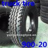 Fabriqué en Chine Tous les pneus de camion radial en acier/TBR/même que Bridgestone (9.00-20 9.00x20 900R20 900x20 9R20)