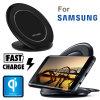 Caricatore senza fili portatile del Qi per Samsung S6 S7 S8 più