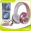 Le plus récent style! Fashion Bluetooth Wireless Headset + Radio FM / mains libres / carte SD