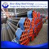 Tubo senza giunte nero del acciaio al carbonio di ASTM A53 A106 api 5L gr. B