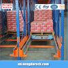 Automatische Ladeplatten-Doppelventilkegel-Speicher-Zahnstange für Lager