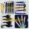 Shining стеклянные инструменты Dabber трубы водопровода для курить буровые вышки