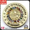 Золота национального флага высокого качества монетки изготовленный на заказ коммеморативные