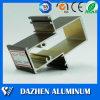 Ventanas y puertas de aluminio de extrusión de aluminio de perfil con la capa del polvo