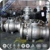 O eixo CF8 montou a válvula de esfera com projeto assentado metal