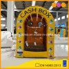Geld-Maschinen-aufblasbarer Bargeld-Würfel-aufblasbarer Bargeld-Kasten (AQ1668-1)