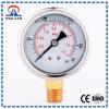 Contador líquido de la presión del petróleo inferior del calibrador del piezómetro del acero inoxidable