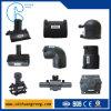 Schmelzverfahrens-Rohrfitting des Kolben-PE100 hergestellt worden in China
