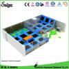Xiaofeixia TUV professionelles erwachsenes Spiel USA, das Matten-Trampoline-Park mit Spaß springt
