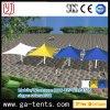 Pequeña tienda al aire libre de la permanente del paraguas del Shading
