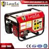 tipo abierto generador de la potencia portable espera 3kw/3kVA de la gasolina de la gasolina