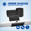 Rohr-Leck-schnelle Festlegung-gepanzertes Verband-Leck, das Reparatur-Band für Öl-Gas-Rohrleitung-Rohr-Reparatur verkauft