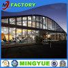 Carpa de PVC transparente de lujo Tienda eventos